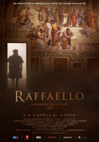 Raphael - Lord of the Arts poster
