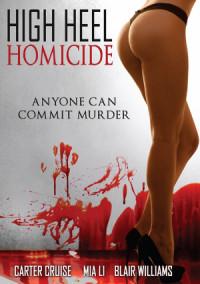 High Heel Homicide poster