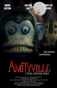 Amityville: Evil Never Dies poster