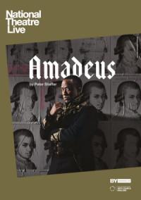National Theatre Live: Amadeus poster