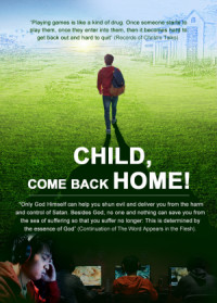Child, Come Back Home poster