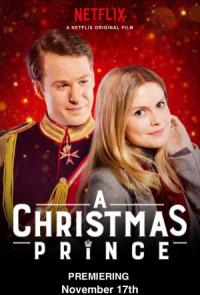 A Christmas Prince poster