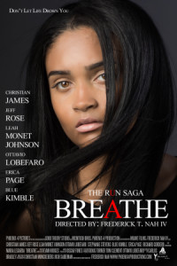 The Run Saga: Breathe poster