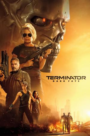Terminator: Dark Fate 1280x1920