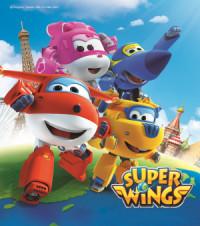 Super Wings! poster
