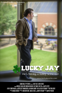 Lucky Jay poster