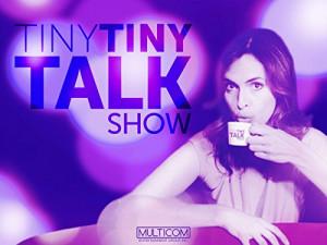 Tiny Tiny Talk Show 500x375