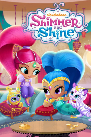 Shimmer and Shine 960x1440