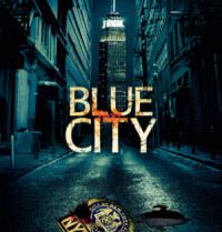 Blue City poster