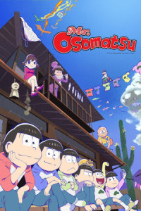 Osomatsu-san poster