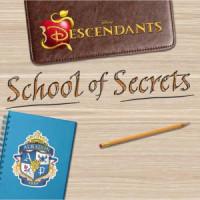 Disney Descendants: School of Secrets poster