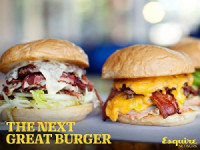 The Next Great Burger poster