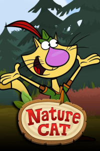 Nature Cat poster