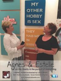 Agnes & Estelle poster