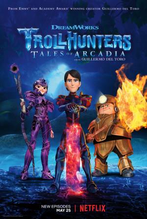 Trollhunters 3900x5778
