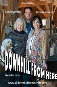 All Downhill from Here poster