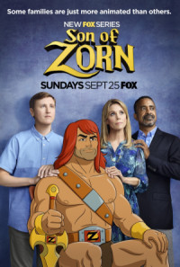 Son of Zorn poster