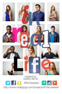 In Real Life: The Series poster