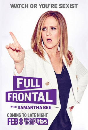 Full Frontal with Samantha Bee 490x720