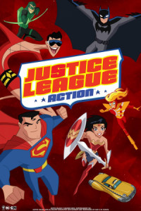 Justice League Action poster