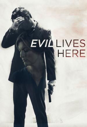 Evil Lives Here 439x639