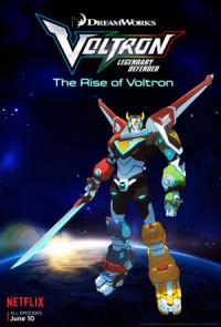 Voltron: Legendary Defender poster