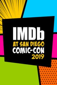 IMDb at San Diego Comic-Con poster