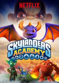 Skylanders Academy poster