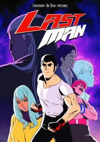 Lastman poster
