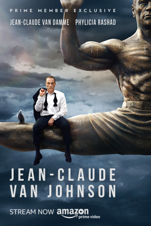 Jean-Claude Van Johnson 600x900