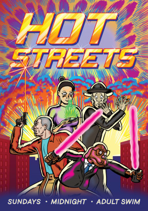 Hot Streets 5700x8100