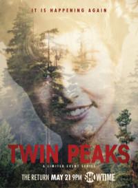 Twin Peaks: il ritorno poster
