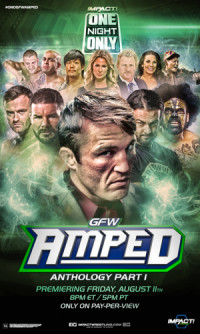 GFW Amped poster