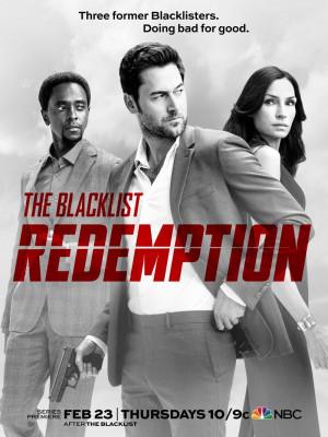 The Blacklist: Redemption 800x1067