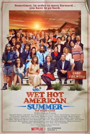 Wet Hot American Summer: Ten Years Later 509x755