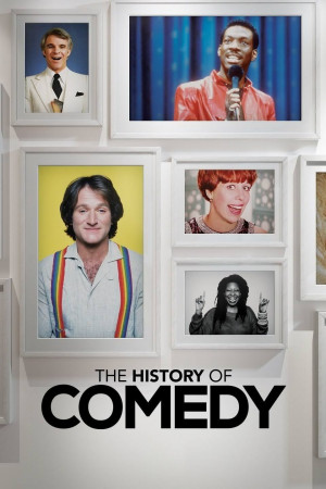 The History of Comedy 960x1440