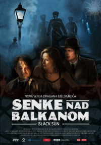 Shadows over Balkan poster