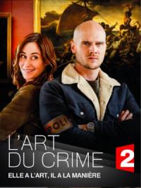 L'art du crime poster
