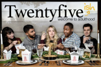 #twentyfiveish poster