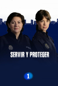 Servir y proteger poster