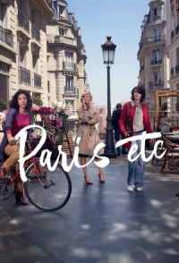 Paris etc poster