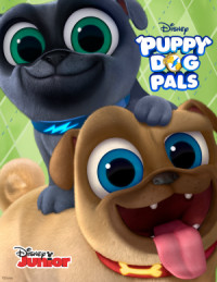 Puppy Dog Pals poster