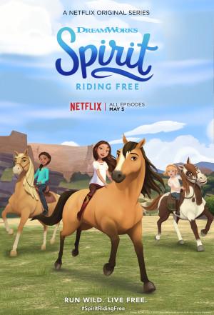Spirit Riding Free 7500x11025