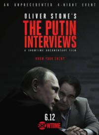 The Putin Interviews poster