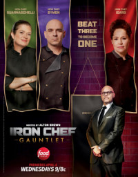 Iron Chef Gauntlet poster