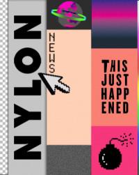 Nylon News poster