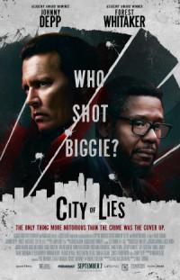 City of Lies - L'ora della verità poster