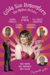 Gilda Sue Rosenstern: The Motion Picture! poster