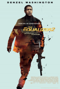 The Equalizer 2: Senza perdono poster