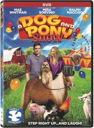 A Dog & Pony Show 525x713